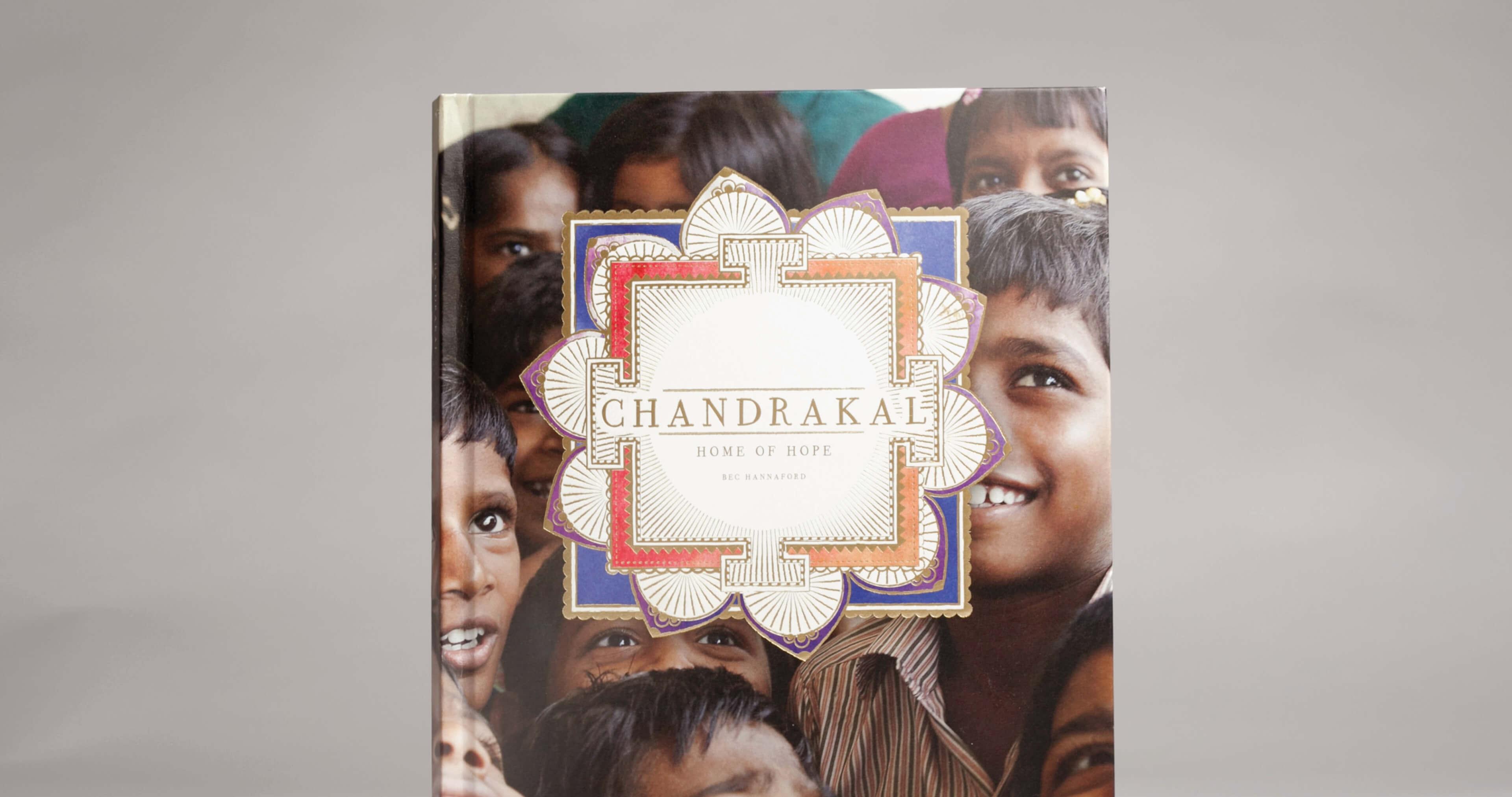 Three Blocks Left Design for Chandrakai